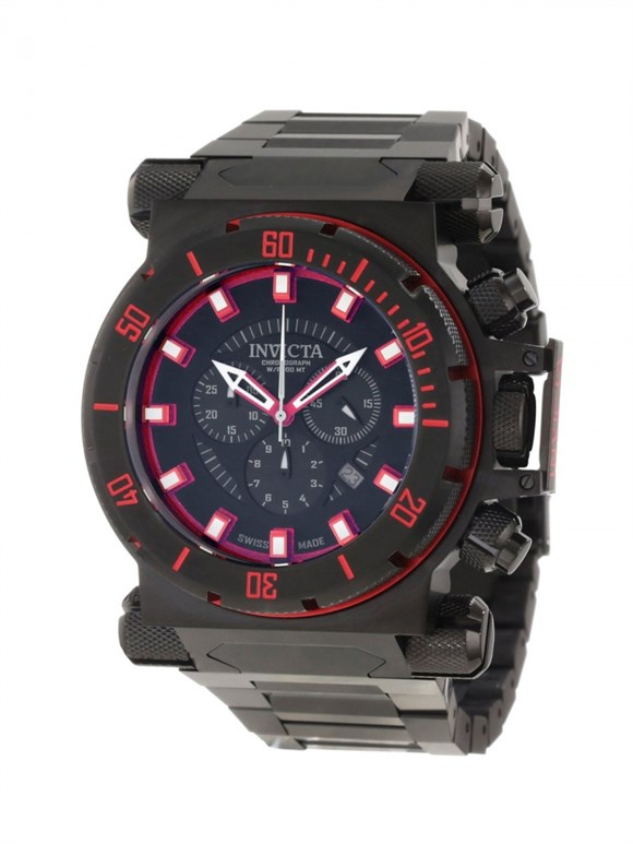 INVICTA Coalition Forces Black Label