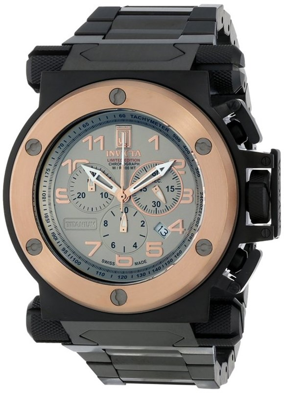 INVICTA Coalition Forces Chronograph