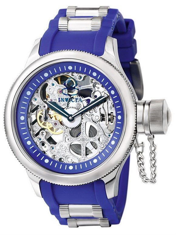 INVICTA Russian Diver Skeleton