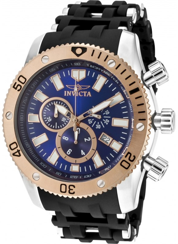 INVICTA Sea Spider Chronograph